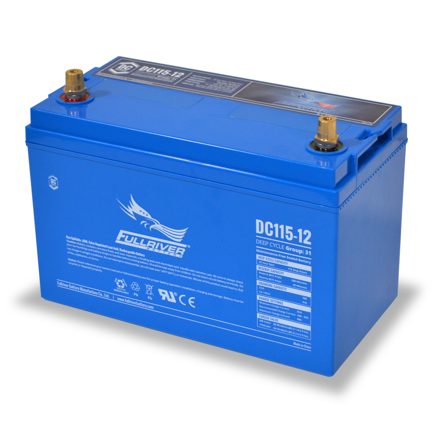 Fullriver Battery DC115-12 Product Information